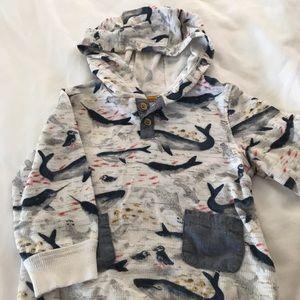 Osh Kosh long sleeve hoodie